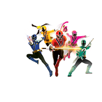 Power Rangers Png Image PNG Image - Power Rangers PNG
