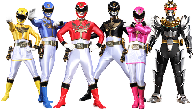 Power Rangers PNG - 19506