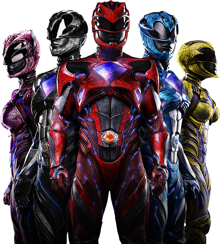 Power Rangers PNG - 19513