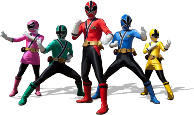Powerrangers HD PNG