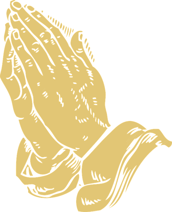 folded hands praying pray prayer - Praying Hands PNG HD Images
