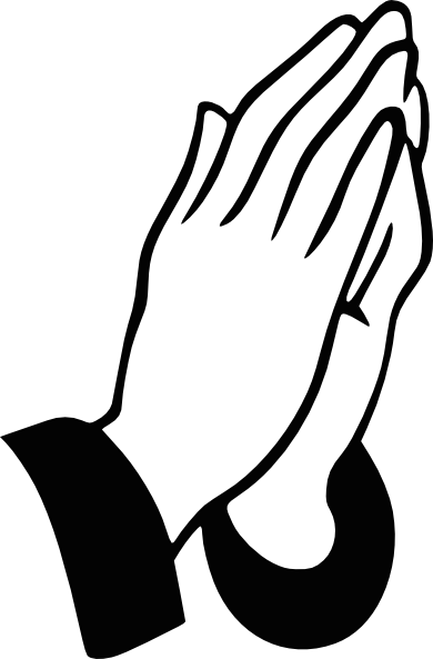 Hands Praying Clipart - Praying Hands PNG HD Images