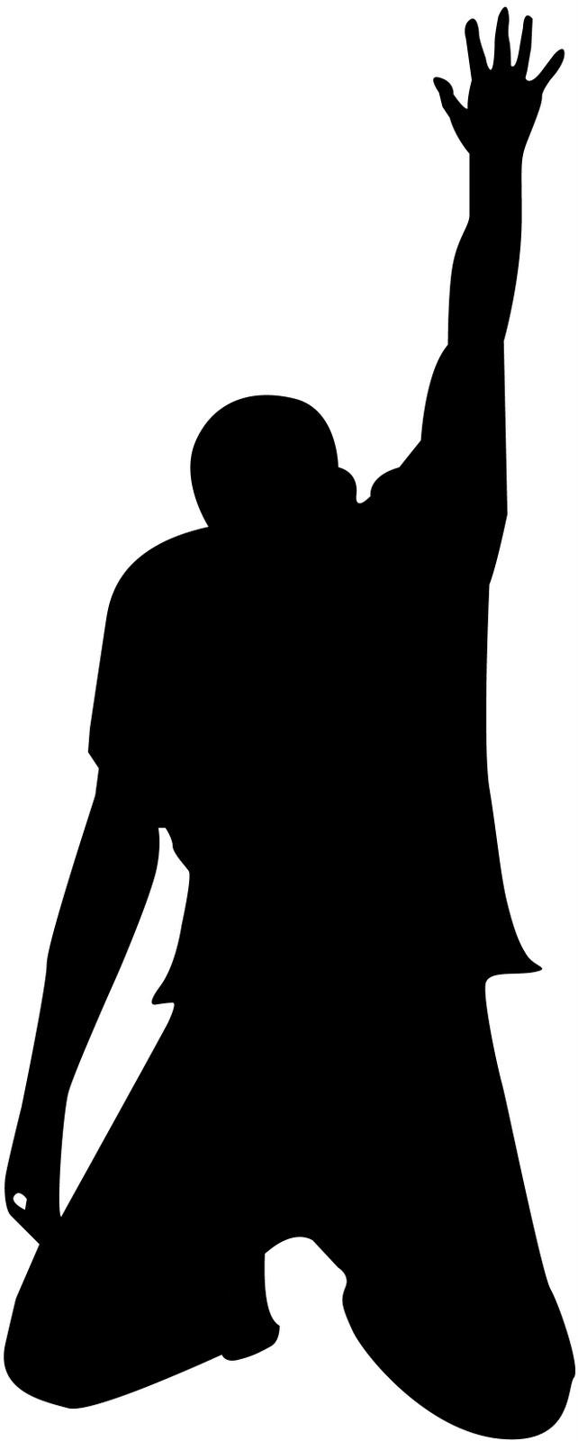Images For Praying Silhouette Png - PNG Praying - Praying PNG HD