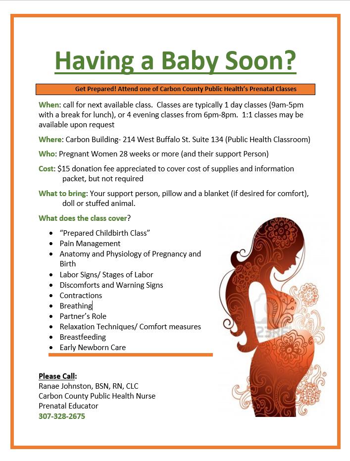 Birthing Class- Generic.png - Prenatal Class PNG