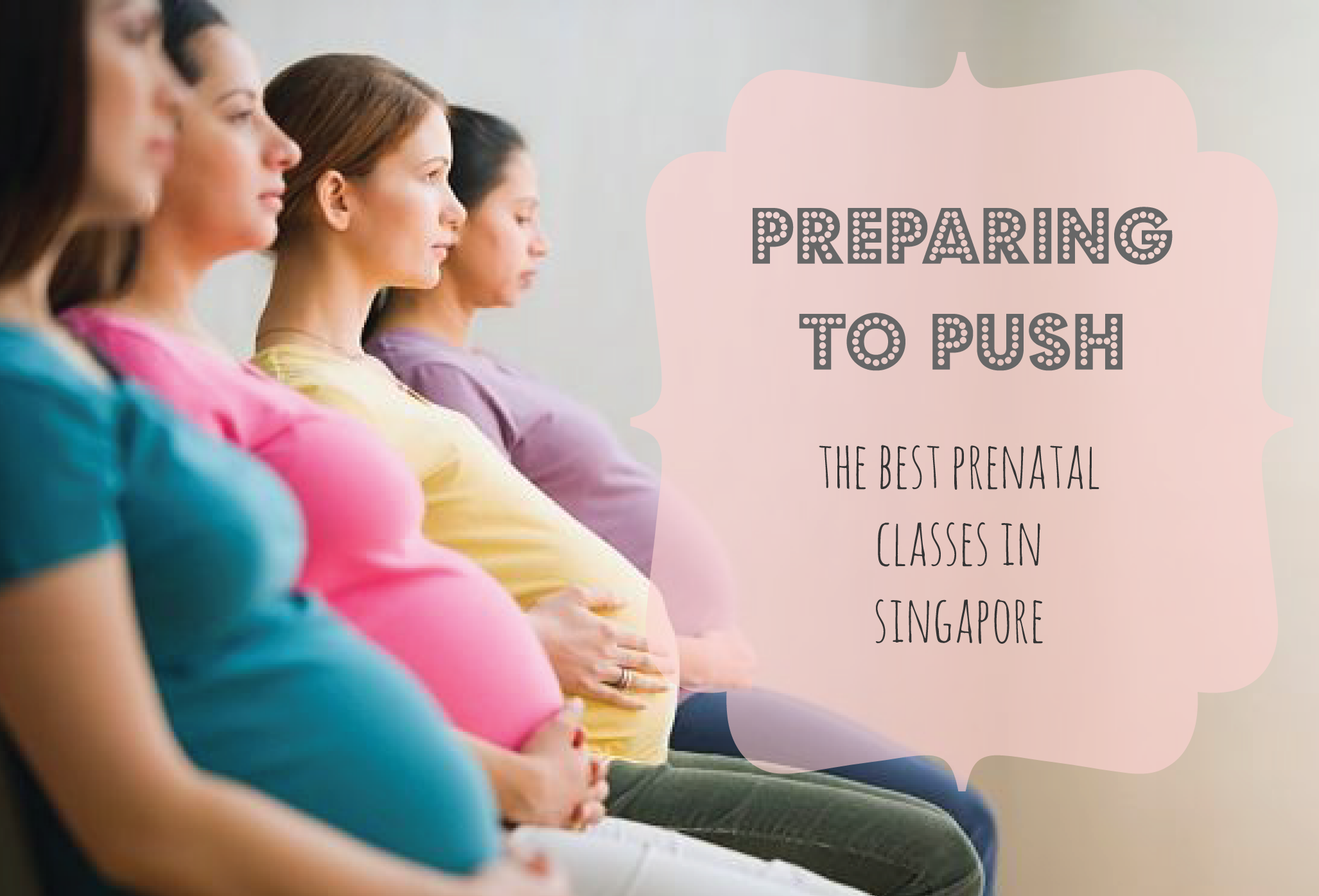The 10 Best Prenatal Classes for Excited Mamas-to-Be - Prenatal Class PNG