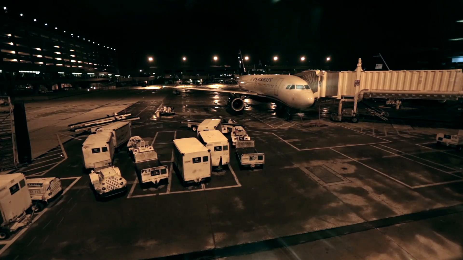 Airport runway ramp aircraft prepare for flight night HD 4592 Stock Video  Footage - VideoBlocks - Prepare PNG HD