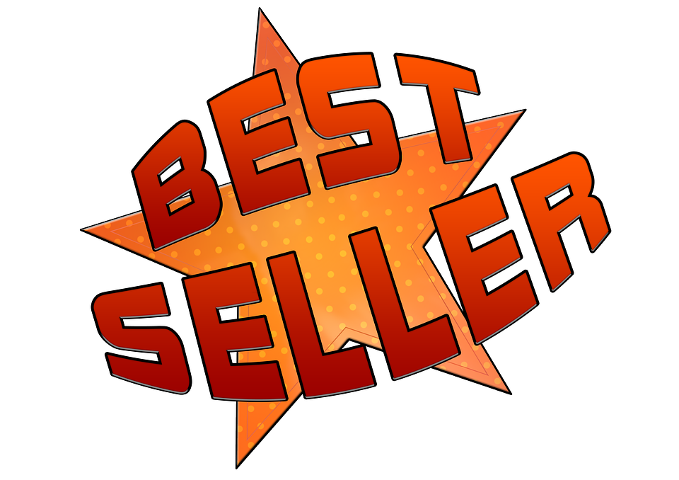 Price Tag, Bestsellers, Best Seller, Hit, Purchase, Buy - Best Seller PNG