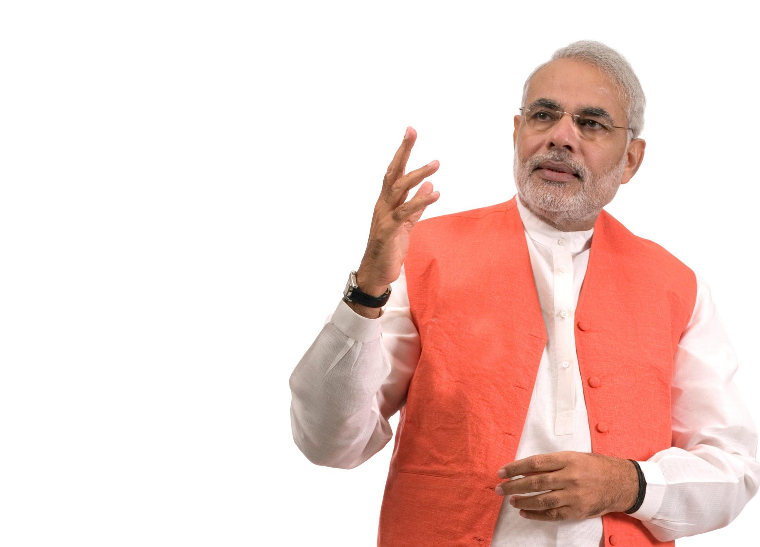 Narendra Modi PNG - 2083