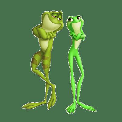Princess And The Frog PNG - 169356