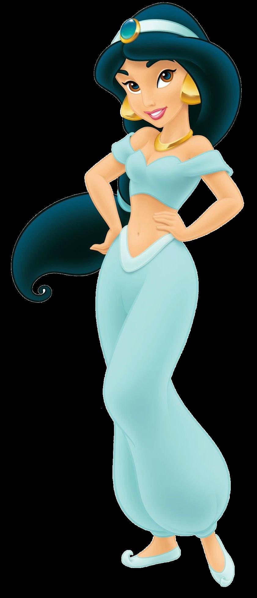 Princess Jasmine PNG