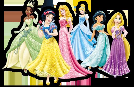 Princesses.png - Disney Princesses PNG