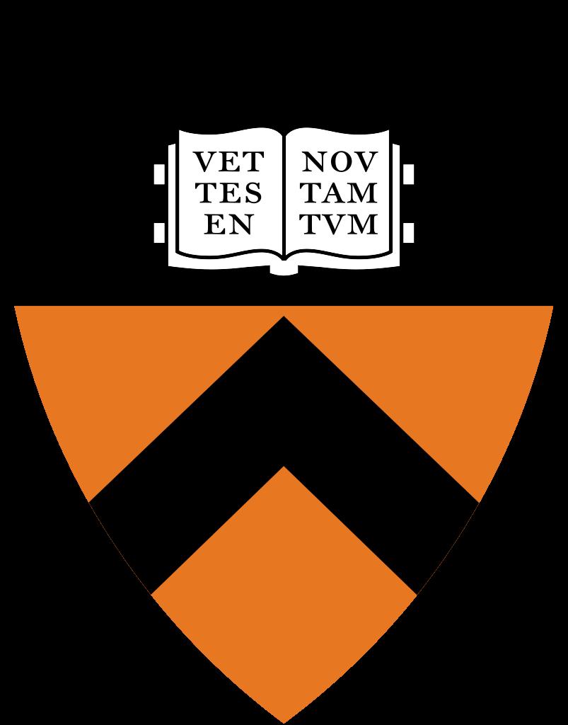 Princeton University Logo Vector PNG - 37539