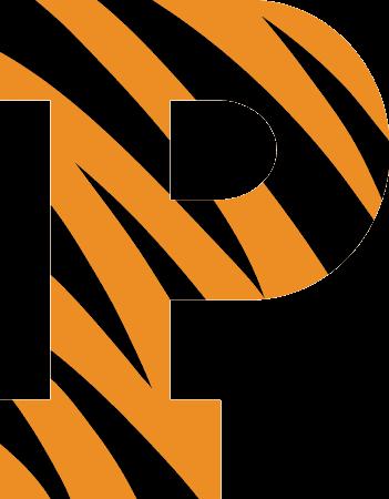 File:Princeton Tigers logo.png - Princeton University Logo Vector PNG