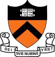 Princeton University Logo Vector PNG - 37542
