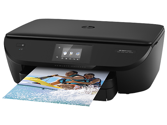 HP ENVY 5660 e-All-in-One Printer - Printer HD PNG