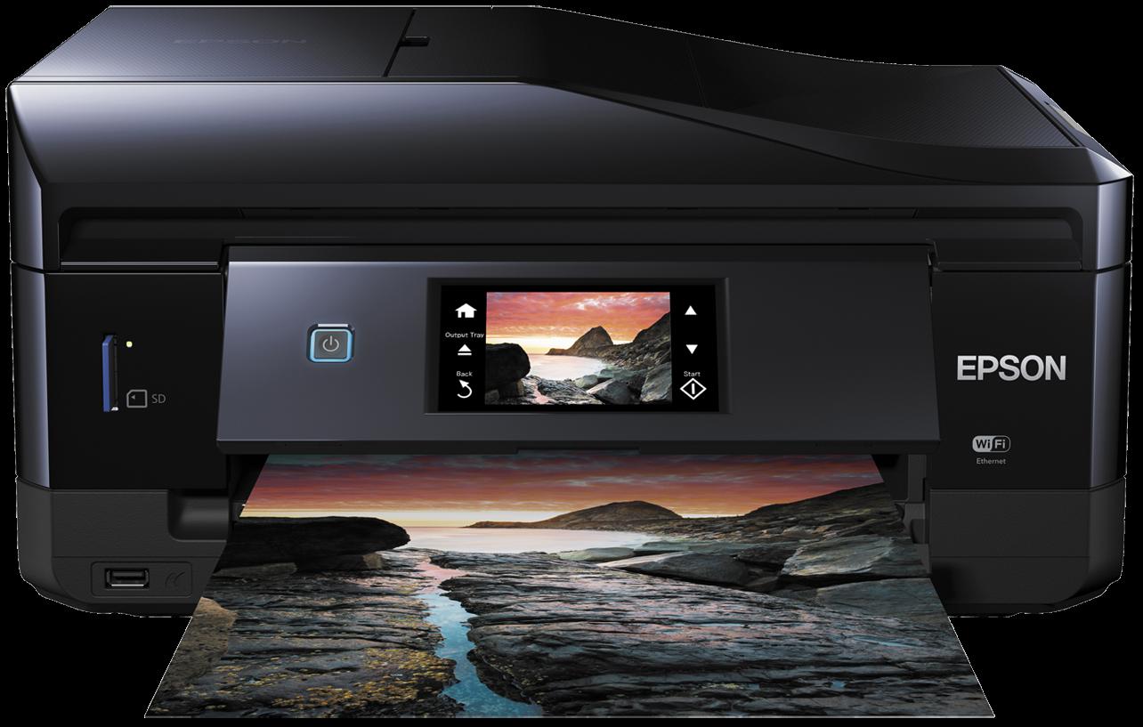 Previous - Printer PNG HD
