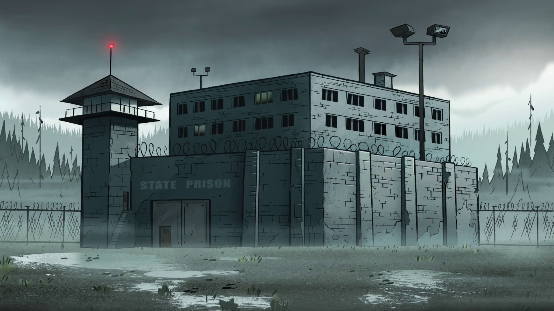 Prison PNG HD - 130960
