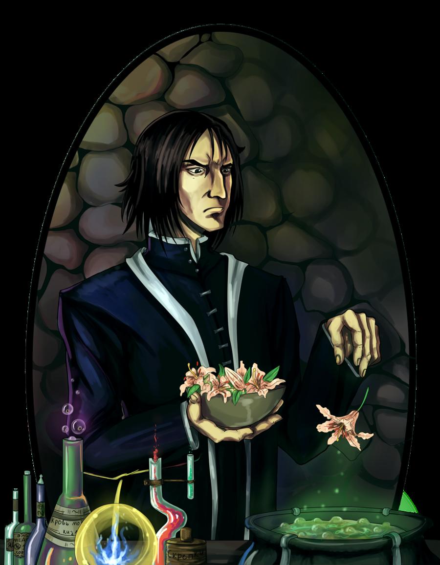 Severus Snape PNG - 5022