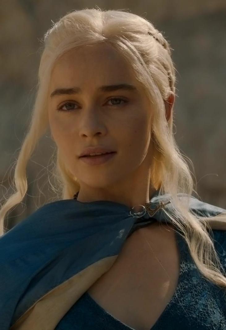 Daenerys-Targaryen-Profile-HD.png - Profile HD PNG
