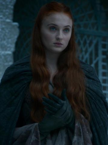 File:Sansa-Stark-Profile-HD.png - Profile HD PNG