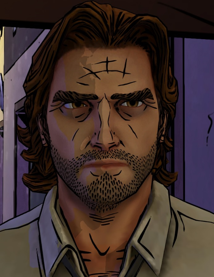 Image - Bigby Wolf (human)-Profile-HD.png | The Wolf Among Us Wiki | FANDOM  powered by Wikia - Profile HD PNG