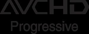 AVCHD Progressive Logo. Format: AI - Progressive Enterprises Logo Vector PNG