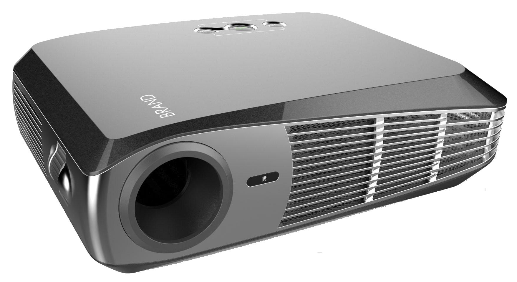 Projector HD PNG-PlusPNG.com-