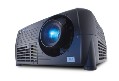 Christie HD Series 1080 HD 3-chip DLP Projectors - Projector HD PNG