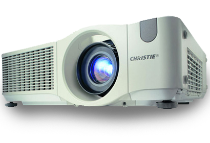 Christie LW400 LCD WXGA Digital Projector - Projector HD PNG