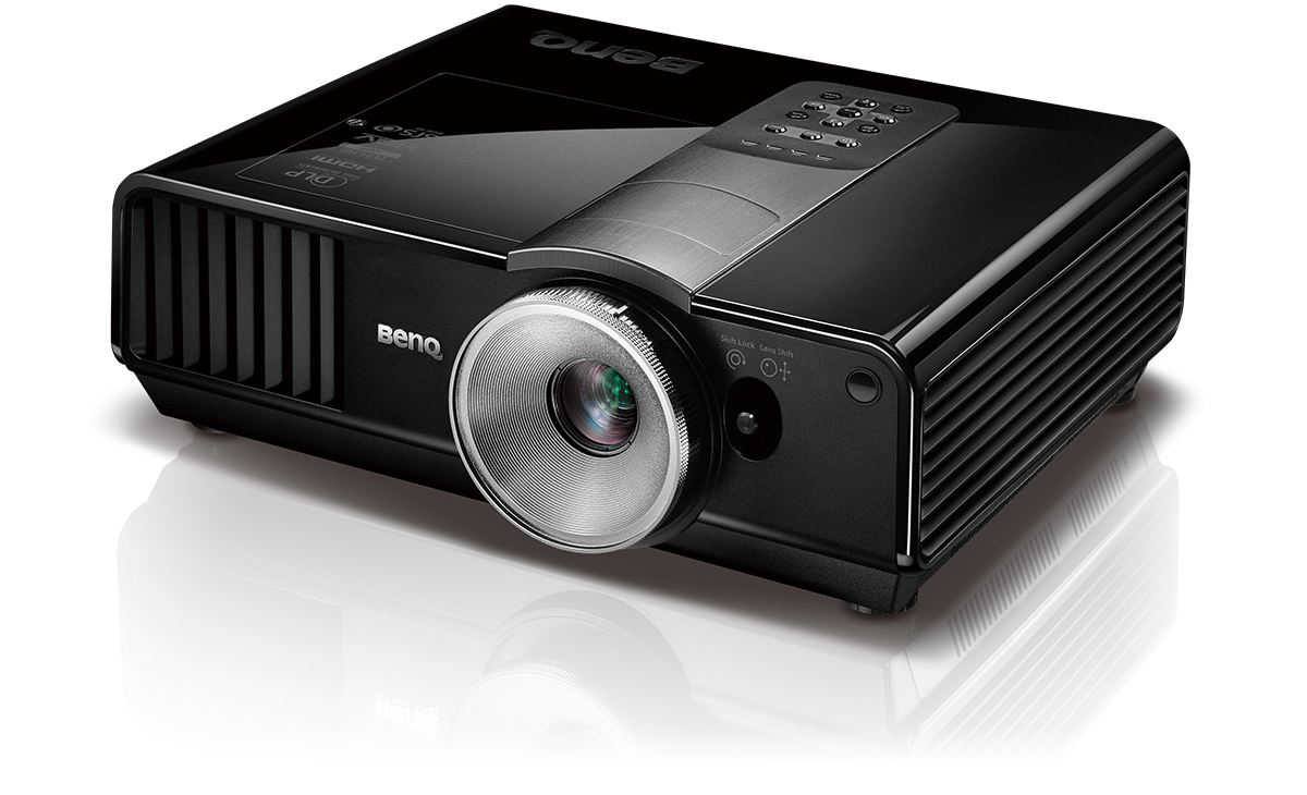 Equipped with comprehensive features to assist installation, the SH963 is  designed for efficient projector mounting and optimization with minimal  labor time PlusPng.com  - Projector HD PNG