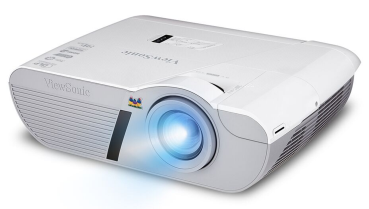 ViewSonic now shipping new LightStream 7 Full HD 1080p projectors -  Technology Integrator - Projector HD PNG