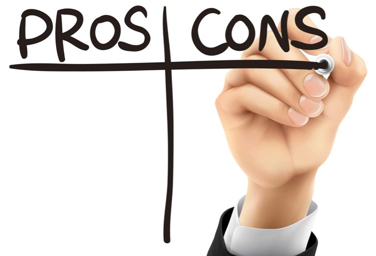 Pros And Cons PNG - 169398