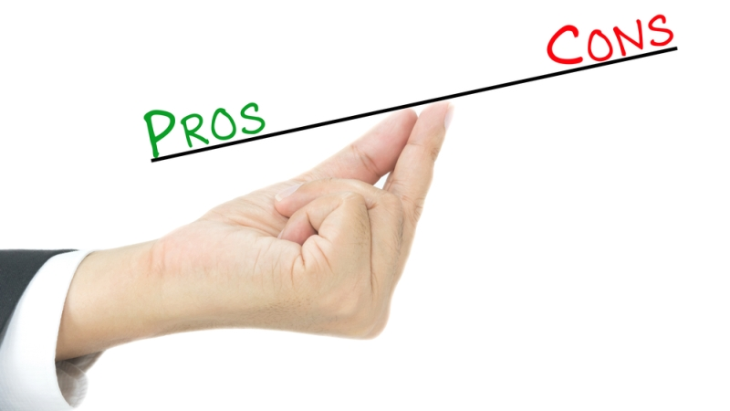 Pros And Cons PNG - 169399