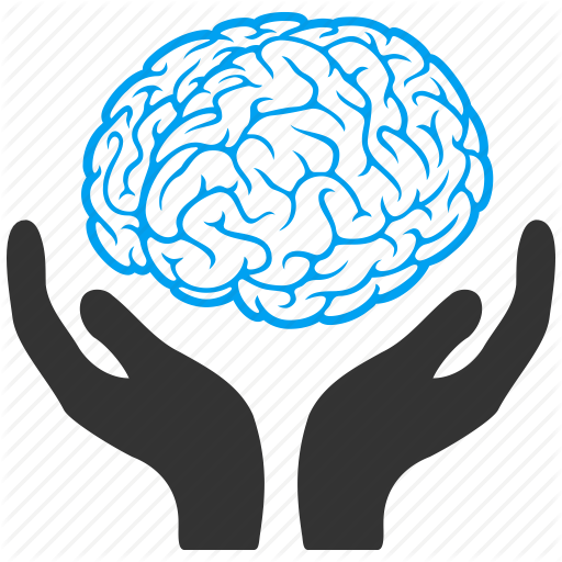 Psychology Brain PNG