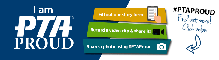 Show Youu0027re #PTAProud! - Pta Officers PNG