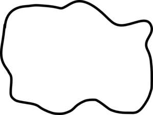 Puddle PNG Black And White - 70493