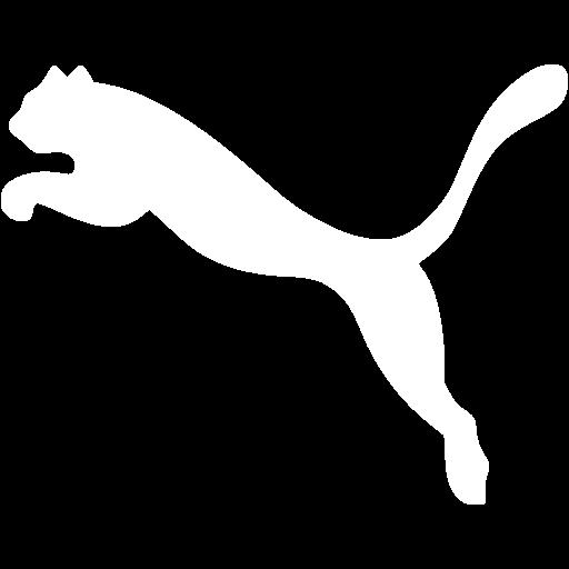 White puma 2 icon - Puma Logo PNG