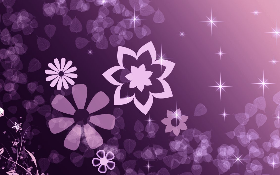 Purple Star PNG HD - 130622
