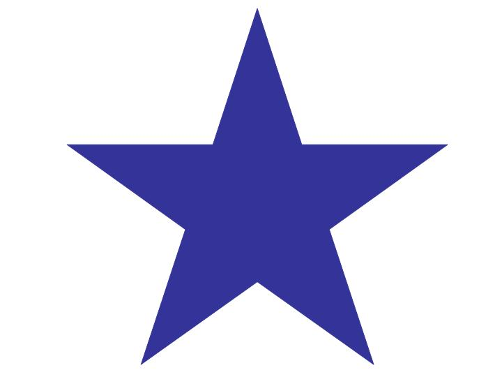 Star High Quality Background on Walls Cover - Purple Star PNG HD
