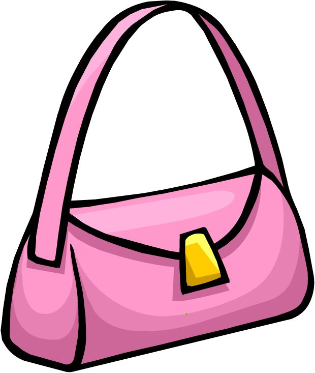 Pink Purse.png - Purse PNG