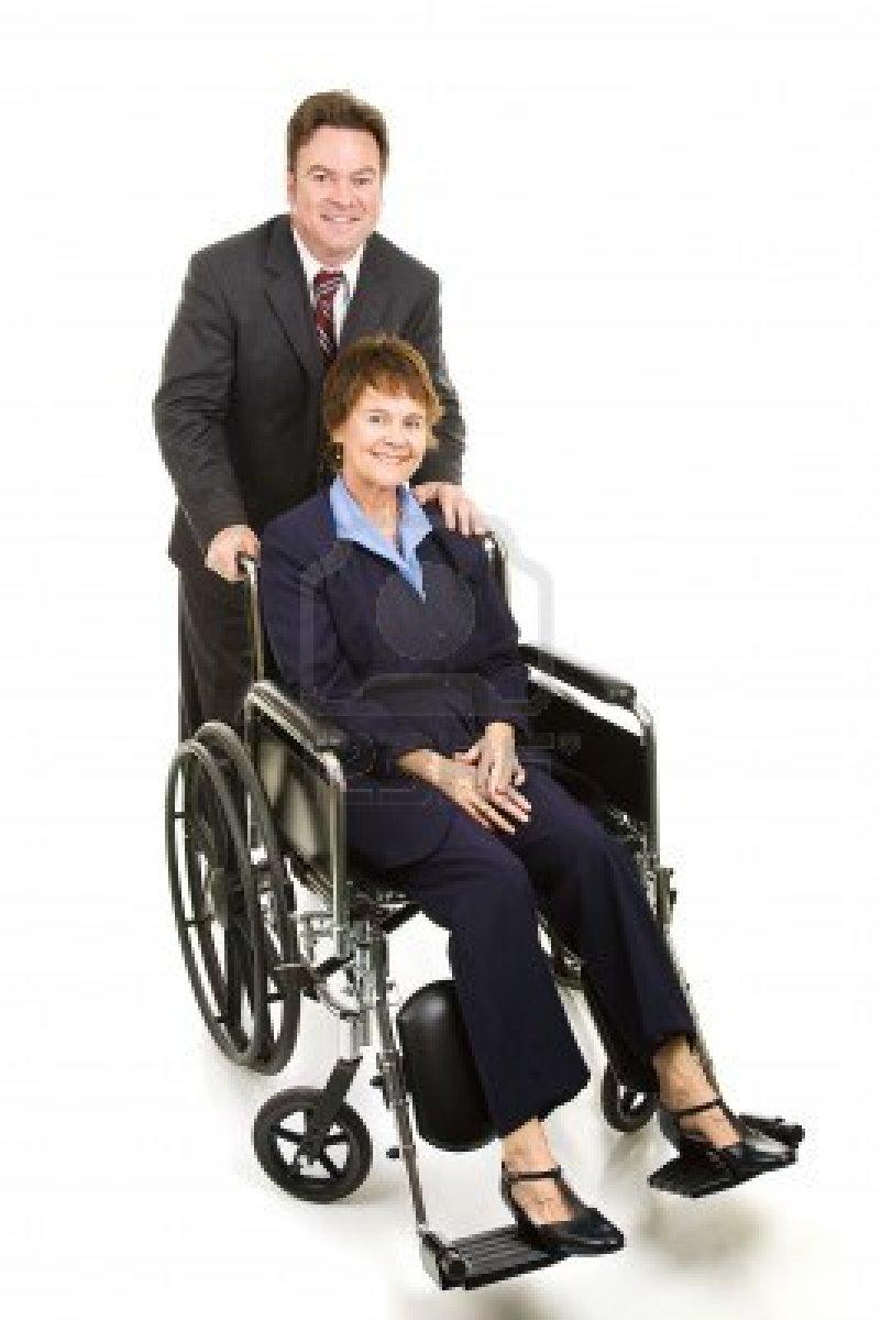 Broken path. - Pushing Wheelchair PNG