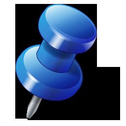 gps, location, map pin, push pin, pushpin icon. Download PNG - Pushpin PNG