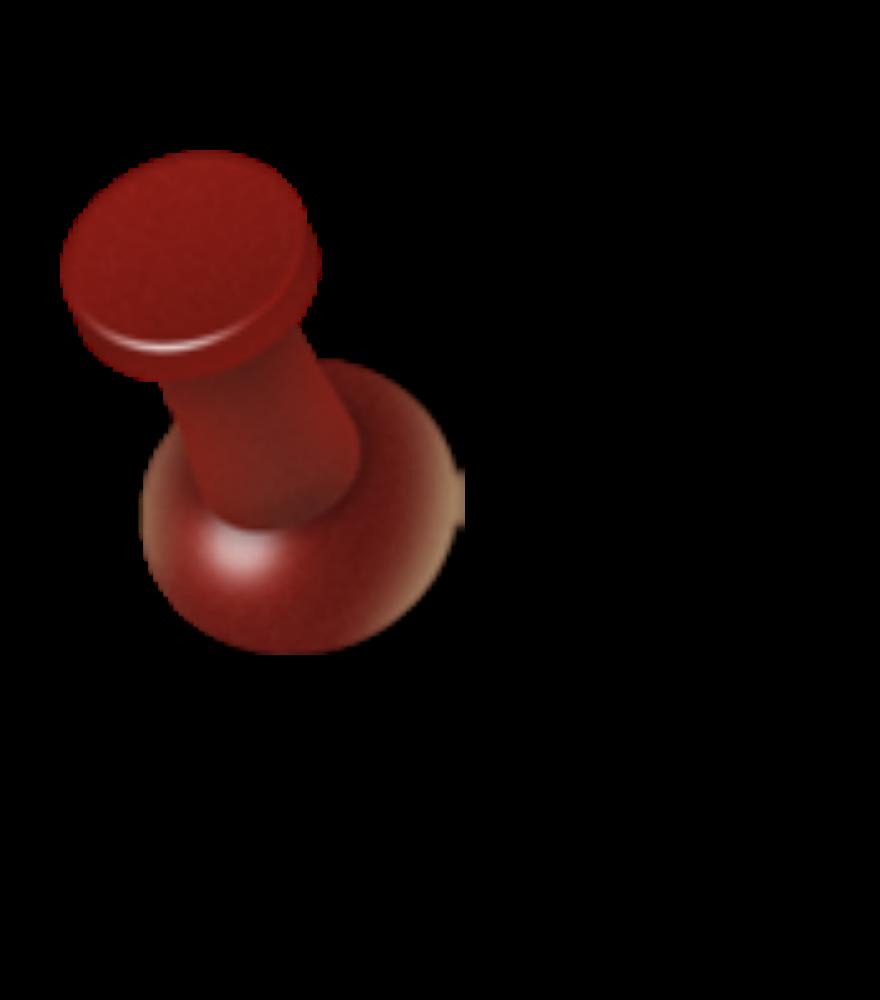 Pushpin Png image #27699 - Pushpin PNG
