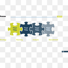 Puzzle HD Ppt Creative Step - Puzzle PNG HD Powerpoint