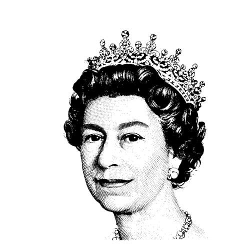 queen elizabeth ii clipart · cartoon queen clipart - Queen Elizabeth Cartoon PNG