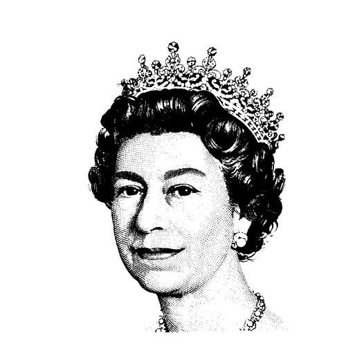 queen elizabeth ii clipart · cartoon queen clipart - Queen Elizabeth Cartoon PNG