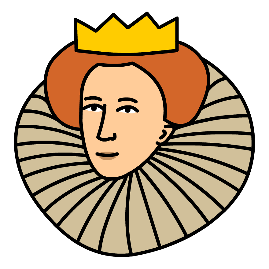 Queen Elizabeth Cartoon PNG - 63452