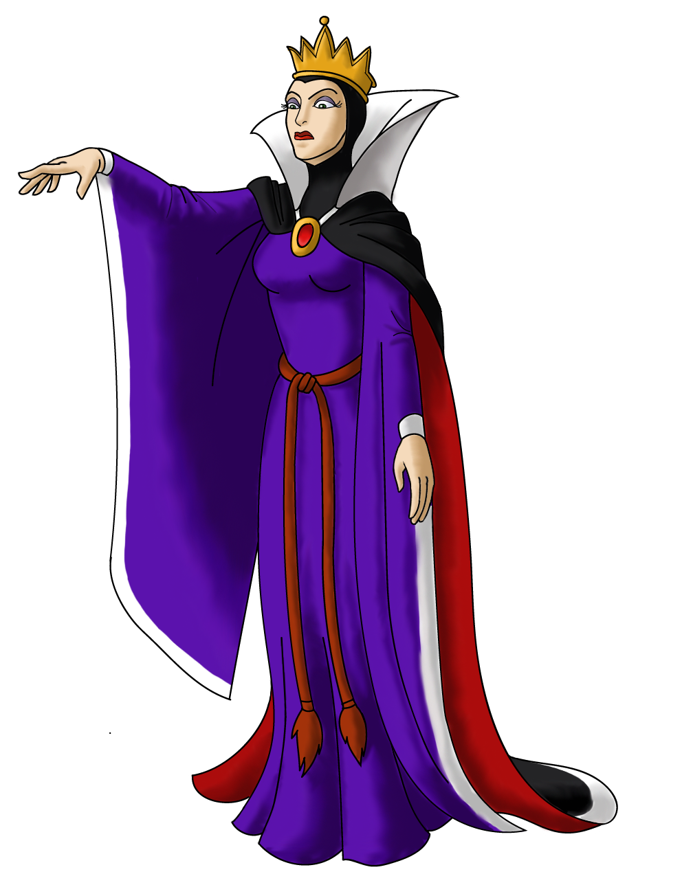 Evil Queen PNG HD - Queen PNG