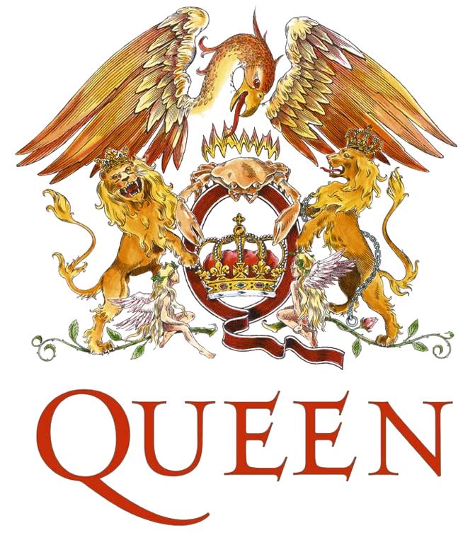 File:Logo Queen.png - Queen PNG