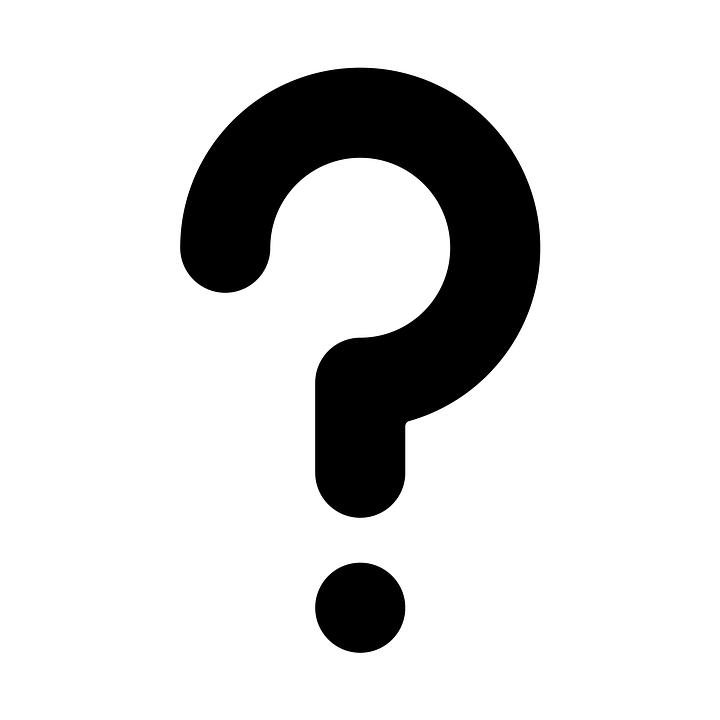 Questionmark PNG HD